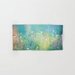 Mountain Wildflowers Hand & Bath Towel
