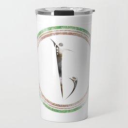 blumwurks logo vintage 1 Travel Mug