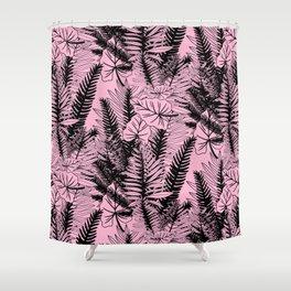 botanical 002 Shower Curtain