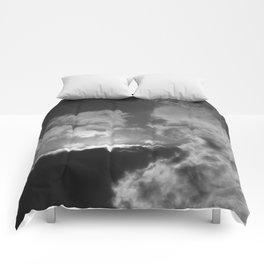 Clouds #2 Comforters