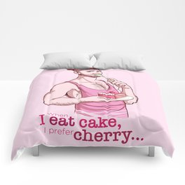 Cherry Cake Comforters