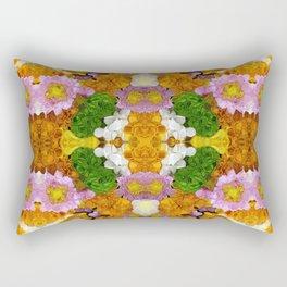 Chrysanthemum Rectangular Pillow