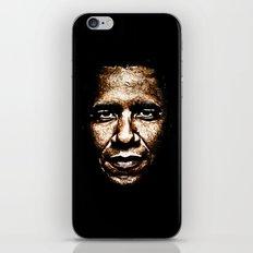 The President iPhone & iPod Skin