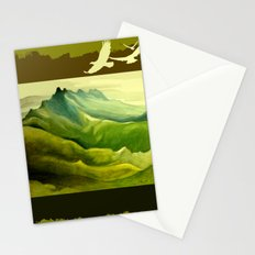 The Eyrie Stationery Cards