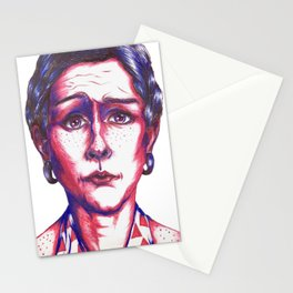 Confused Stationery Cards