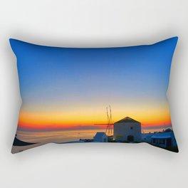 Santorini 17 Rectangular Pillow