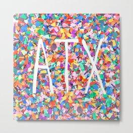 ATX Metal Print