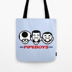 Pipe Boys Tote Bag
