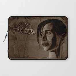 MOMENTO MORI Laptop Sleeve