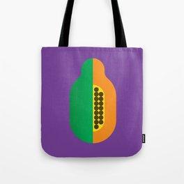 Fruit: Papaya Tote Bag
