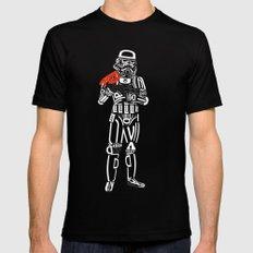 sanstrooper Mens Fitted Tee MEDIUM Black