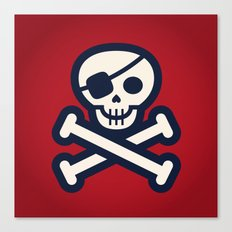 Jolly, Roger That Canvas Print