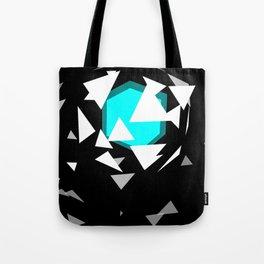 Blu Tote Bag