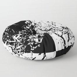 Yin Yang Bush Floor Pillow