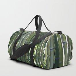 Bamboo zen calm Duffle Bag