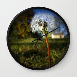 Life is Dandy Wall Clock