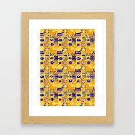 Klimt5 Framed Art Print