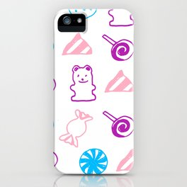 candy Lover 2 iPhone Case