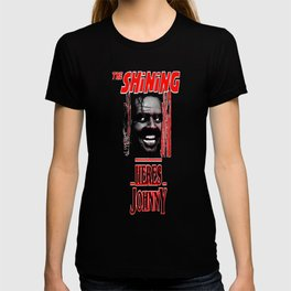 The Shining Here's Johnny T-shirt