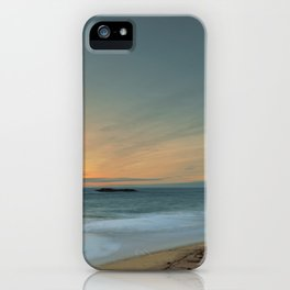 Sandwood Bay at Sunset iPhone Case