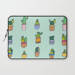 Cactus and Succulents Laptop Sleeve