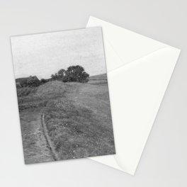 Otto Carl Bentzon Haslund - Aftenlandskab Stationery Cards