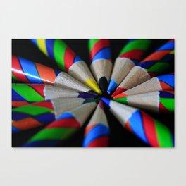 Twisters Canvas Print