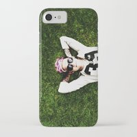 niall horan iPhone & iPod Cases featuring Niall Horan by Becca / But-Like-How