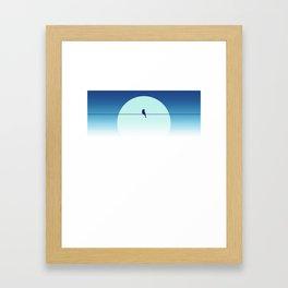 minimal3 Framed Art Print