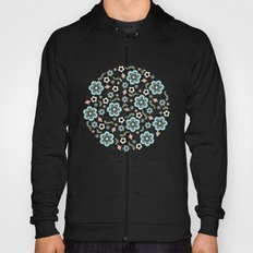Whimsy Floral Hoody