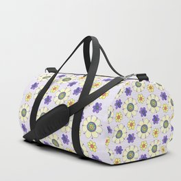 Crazy Daisies Duffle Bag