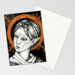 Ladies of Dragon Age: Merrill Stationery Cards