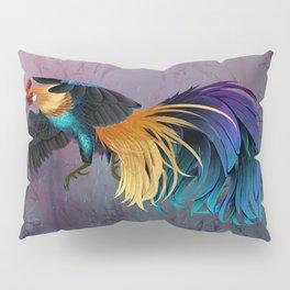 Gold Phoenix Pillow Sham