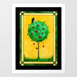 A Fine Thing Indeed Art Print