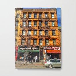Joe's, Carmine Street Metal Print