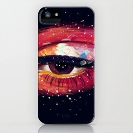The Colors of the Galaxy iPhone Case