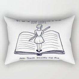Your story Rectangular Pillow