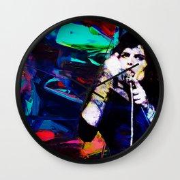 FreddieMercury #1 Wall Clock