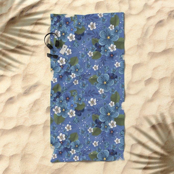 Spring in the air #8 Beach Towel