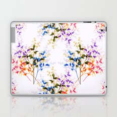 Itty Bitty Flowers Laptop & iPad Skin