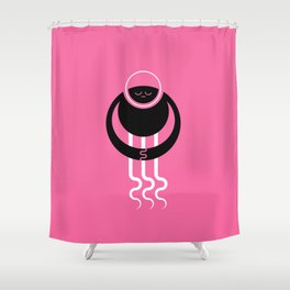 ENCOUNTER - God Shower Curtain