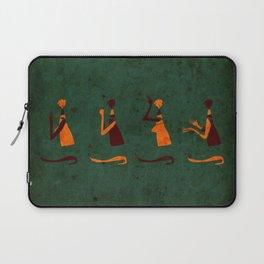 Forms of Prayer - Green Laptop Sleeve