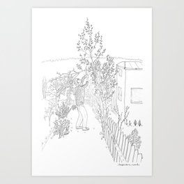 beegarden.works 003 Art Print