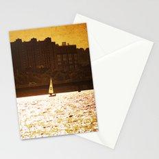 City Backdrop Stationery Cards