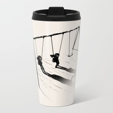 I'm In Lesbians With You Metal Travel Mug