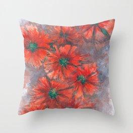 Romantic Flavoring Throw Pillow