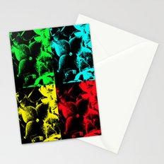 Pop Art Hydrangea Stationery Cards