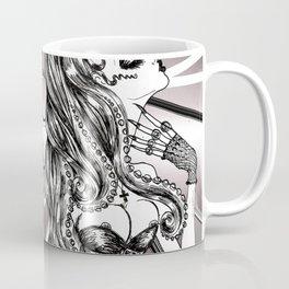 Mademoiselle Octopussy Coffee Mug