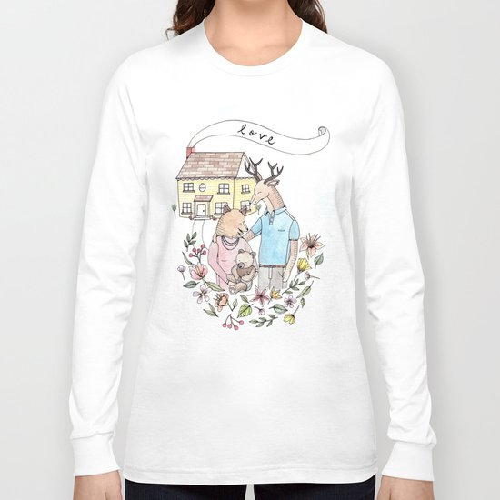 New Family Long Sleeve T-shirt