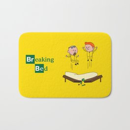 Breaking Bad (Breaking Bad Parody) Bath Mat